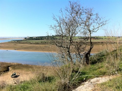 Alvor Boxing Day Riverside Walk 2011